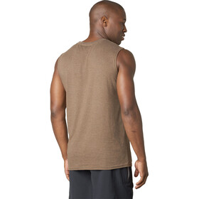 Prana Long Life Sleeveless Shirt Men mud